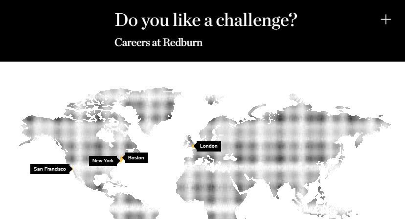 Redburn in the world