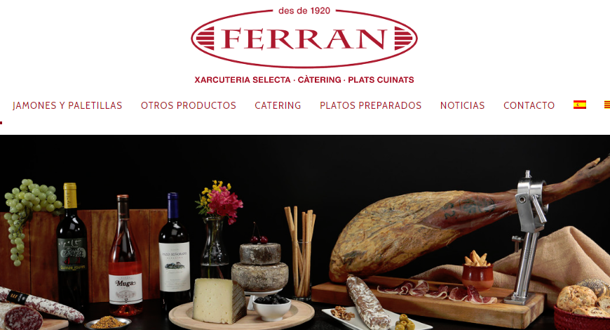Xarcuteria Ferran Home